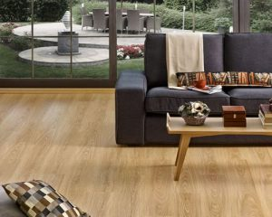 Sàn gỗ Eurohome mang lại không gian tươi mới