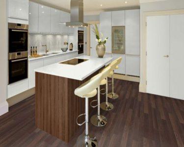Sàn gỗ Kronoswiss tăng tính thẩm mỹ cho không gian