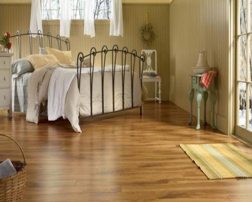 Sàn gỗ Thái Lan tạo không gian đẹp