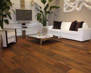 Sàn gỗ Wilson tạo tính thẩm mỹ cho không gian