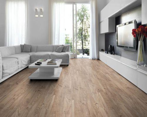 Sàn gỗ Sennorwell lắp đặt trong phòng kháchSàn gỗ Sennorwell lắp đặt trong phòng khách
