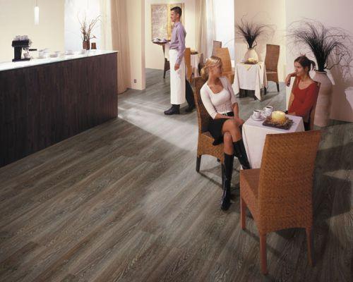 Sàn gỗ Sennorwell sử dụng hệ thống hèm khóa đặc biệt