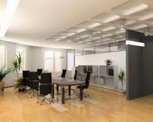 Sàn gỗ công nghiệp đẹp cho văn phòng
