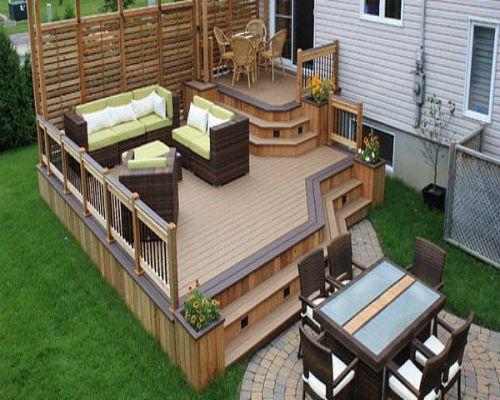 Sàn gỗ ngoài trời – sản phẩm có nhiều tính năng nổi bật