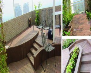 sàn gỗ ngoài trời có khả năng chịu nhiệt tốt nhất