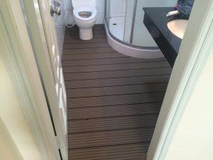 Sàn gỗ nhà tắm, vệ sinh – sàn gỗ nhựa Tecwood