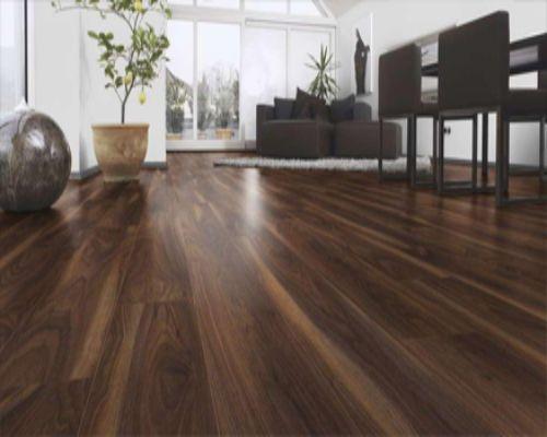 Lựa chọn sàn gỗ cho phòng khách