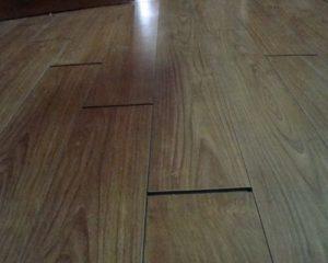 Một số lỗi phổ biến khi thi công lắp đặt sàn gỗ công nghiệp