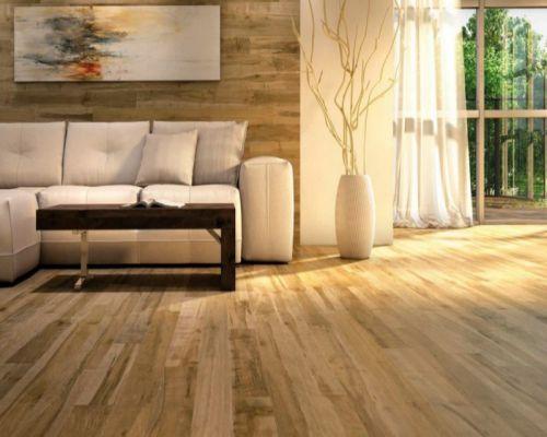 Sàn gỗ công nghiệp chịu nhiệt tốt