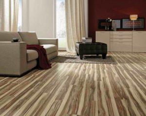 Sàn gỗ công nghiệp giá rẻ cho phòng khách