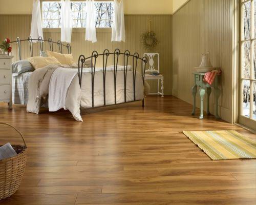 Sàn gỗ công nghiệp malaysia có độ bền cao