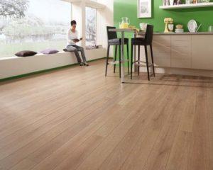 Sàn gỗ công nghiệp mang phong cách hiện đại