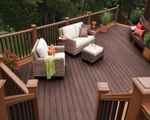 Sàn gỗ ngoài trời loại nào sử dụng tốt nhất thị trường hiện nay