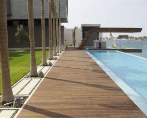 Sàn gỗ ngoài trời chịu nước chịu nhiệt tốt nhất