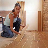 Cách khắc phục khi sàn gỗ bị ngập nước