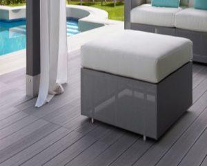 Sàn gỗ ngoài trời chịu nước tốt hơn