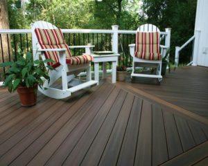Màu sắc sàn gỗ ngoài trời đẹp