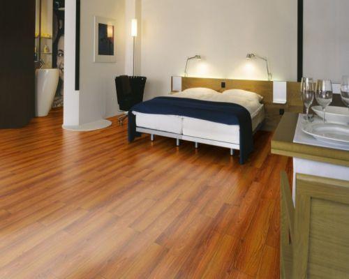 Sàn gỗ công nghiệp malaysia cho phòng ngủ