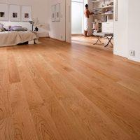 sàn gô công nghiệp cho phòng ngủ