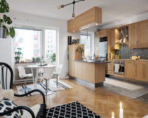Hướng dẫn lựa chọn sàn gỗ cho không gian chung cư