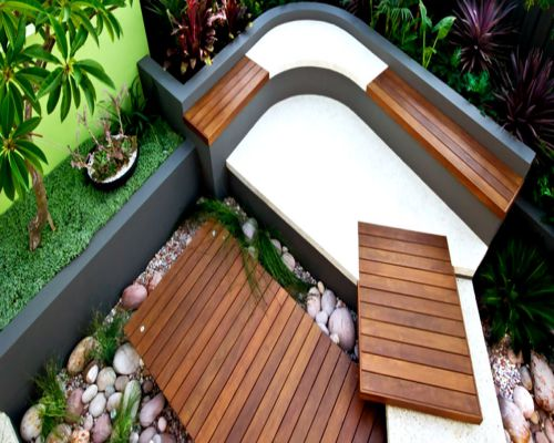 sàn gỗ sân vườn giá rẻ nhất hà nội