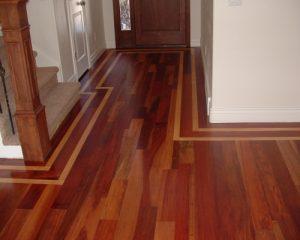 sàn gỗ công nghiệp tạo cho không gian nội thất nhà bạn thêm sang trọng hơn
