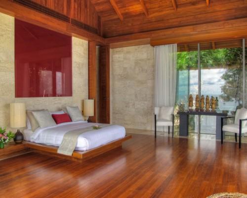 sàn gỗ thái lan cho phòng ngủ