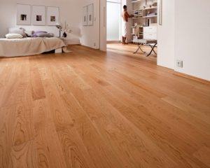 Những không gian nên sử dụng sàn gỗ công nghiệp hiện nay
