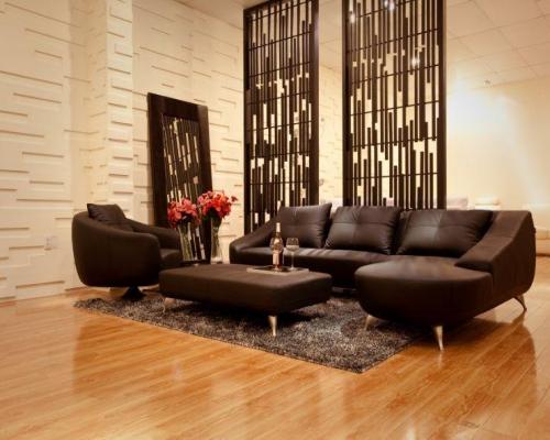 sàn gỗ tư nhiên cho phòng khách