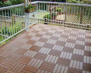 Lựa chọn và thi công sàn gỗ ngoài trời giá rẻ nhất tại hà nội