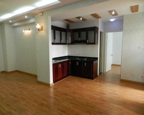 sàn gỗ công nghiệp cho chung cư